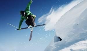 חופשת סקי למהדרין בהרי האלפים. אילוסטרציה
