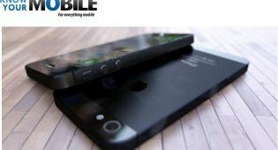 אייפון 5. הדמיה - זה מגיע: אייפון 5 יושק בשבוע הבא