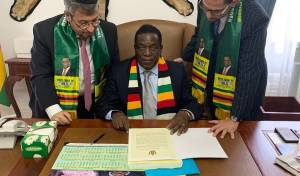 זימבבואה הקימה משרד אינטרסים  ב... בני ברק