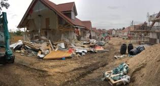 הבתים שנהרסו