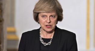 ראש ממשלת בריטניה, תרזה מיי - נעצרו חשודים שתכננו להתנקש בתרזה מיי