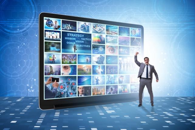 פתרונות טכנולוגיים ורחבים לכל סוג של שידור