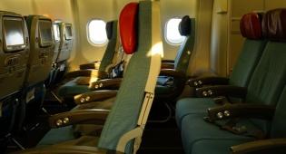 אילוסטרציה - רוצים לשבת ליד כסא פנוי במטוס? זה המחיר