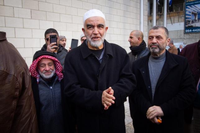 בית המשפט גזר את עונשו של ראאד סלאח