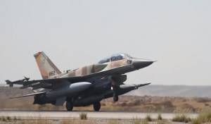 חיל האוויר 'תקף' מטרות בעזה • צפו בתיעוד