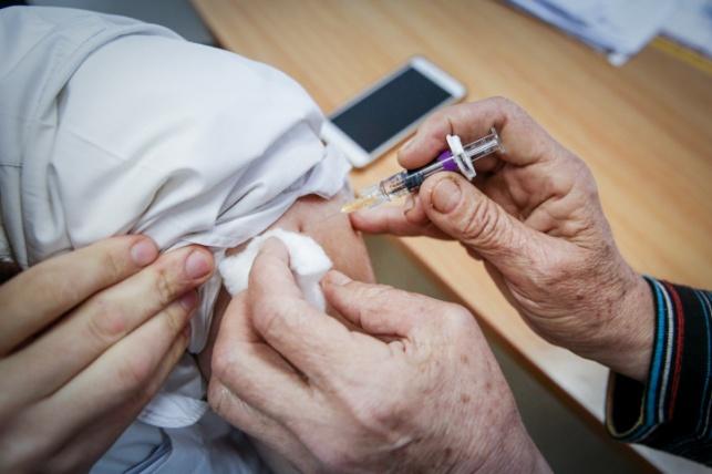 חיסון נגד חצבת. אילוסטרציה