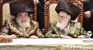 """האחים האדמו""""רים מויז'ניץ - הרבי מויז'ניץ הורה לחסידיו: התפללו על אחי"""