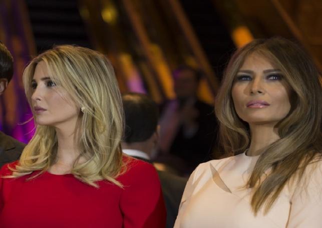 מה עובר בין אשת הנשיא לבתו היהודייה?