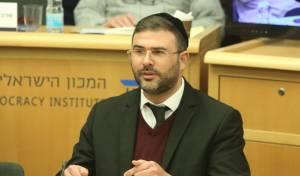 """עו""""ד יואב ללום, מייסד עמותת """"נוער כהלכה"""" בדיון"""