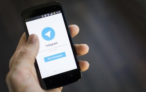 מדוע הוסרה 'טלגרם' מחנות האפליקציות?