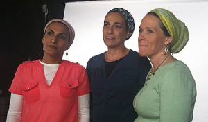 שלושת האמהות