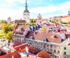 אסטוניה. יעד יפהפה וזול - היעד הכי טוב לחופשה אם אתם מוגבלים בתקציב