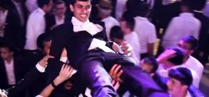 """מידד טסה בקליפ החתונה - """"ישמח חתני"""""""