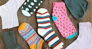 צפו: איך לקפל גרביים ולחסוך המון מקום במגירה