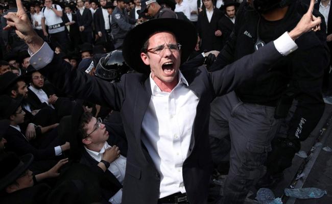 'הפלג' שיתק את ירושלים במשך 5 שעות; מעל 120 עצורים