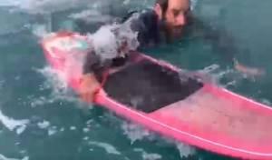 החילוץ מחוף בת גלים