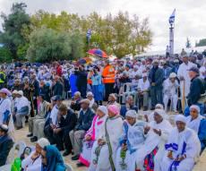 יהודים אתיופיים. למצולמים אין קשר לכתבה