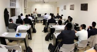 לימודי בקמפוס שטראוס. צוות מקצועי ומנוסה - שכר הלימוד כבר לא עוצר את הסטודנטים מהמגזר