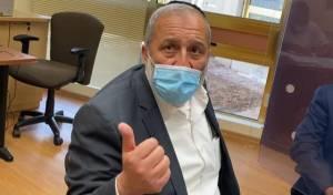 """דרעי ל'כיכר': """"אפעל להוציא חולים מאלעד"""""""