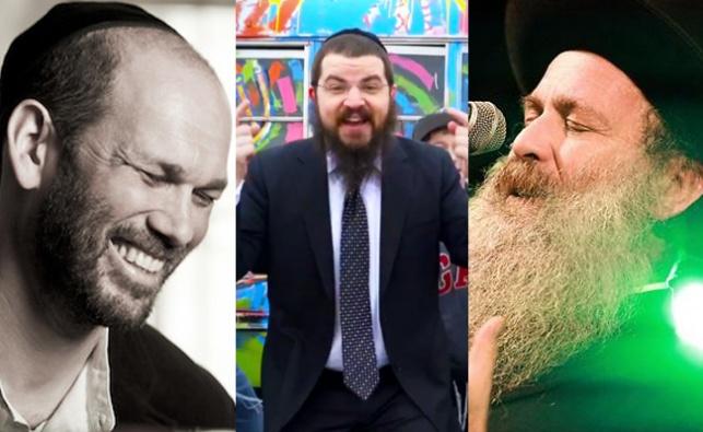 פרידמן, רזאל ורנד: השירים הכי מושמעים השבוע