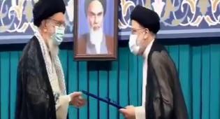 נשיא אירן הנבחר הגיש כתב אמנה לחמינאי