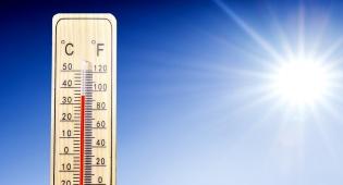 התחזית: התחממות קלה, חם מהרגיל לעונה
