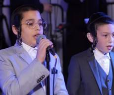 ברכת האורח: ילדי הפלא שלום סאל ומוישי גליק