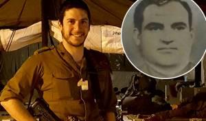 יונתן ברדה , שתי הדסקיות והסבא - החייל החרדי שעונד את הדסקית של סבא שנלחם בנאצים