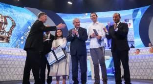 בנט, שלית, נתניהו ואוריה כהן - חתן התנ