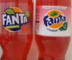 אל תשתו: ריקול למשקה פאנטה בטעם תות
