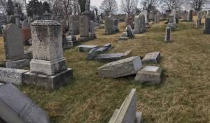 בית קברות מחולל. ארכיון - בלארוס: גורדי שחקים על קברים יהודיים