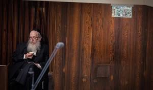 סגן השר יעקב ליצמן - המודיע: עולם התורה - גם במחיר הפסדים