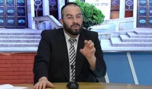 פרשת ויקהל-פקודי עם הרב נחמיה רוטנברג • צפו