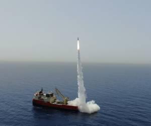 תיעוד: ניסוי מבצעי מוצלח בטיל הישראלי 'לורה'