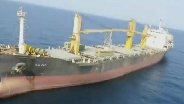 איראן: הספינה שהותקפה לא שימשה לביון