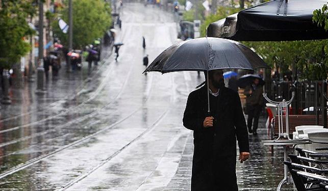 """בבד""""צ מודאגים: כסלו, ועדיין אין גשם"""