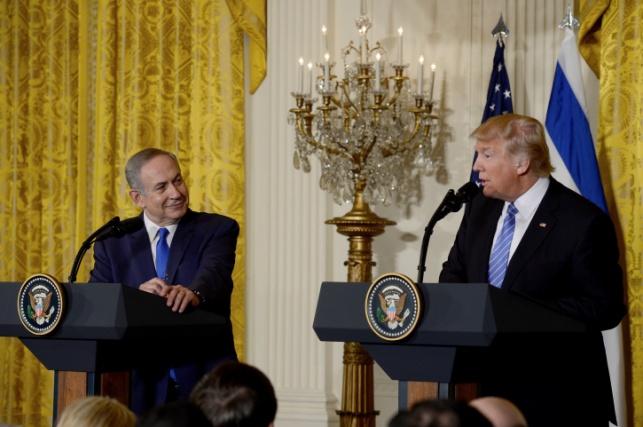 מגעים לתיאום ביקורו של טראמפ בישראל