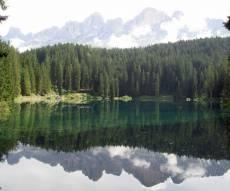אגם קרזה - אגם קרזה, קניון ריו סאס בפונדו • גלריה מרהיבה