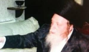 רבי יעקב יצחק ראטה, שוחרר לקראת חג הפסח