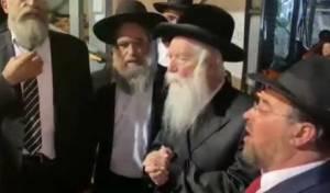 הרב גרוסמן והרב הורוביץ