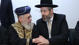 הרבנים הראשיים לשטייניץ: כנס את הוועדה
