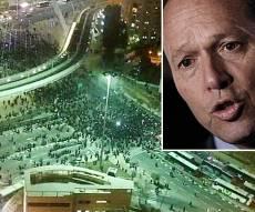 ברקת על רקע הפגנת 'הפלג' - בניגוד לאיומים, נגד התושבים: ברקת מקדם הקצאה ל'פלג'