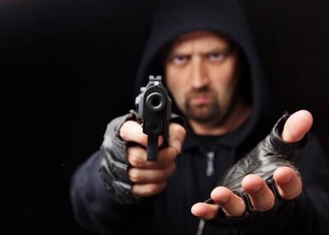 מה עובר לו בראש עכשיו? - אז על מה חושב שודד כשהוא מבצע פשע?