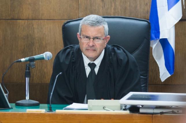השופט דוד רוזן