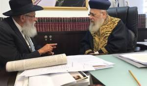 הרב ליפסקר: שכל הקהילות יכופפו את עצמם לרבנים הראשיים
