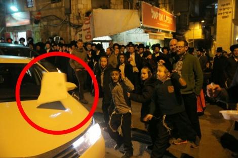 חייל דתי הותקף בפלאפל מירו בבית ישראל