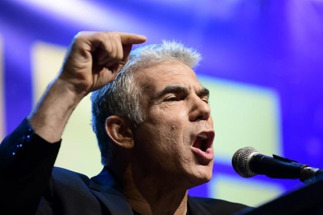 נאום יאיר לפיד על אנטישמיות מעורר סערה - כיכר השבת