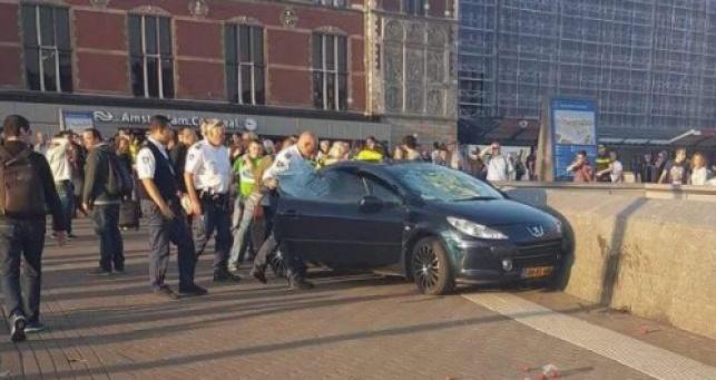 3 ישראלים נפצעו באירוע הדריסה בהולנד