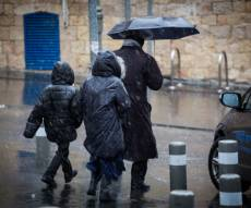 מזג אוויר סוער: הגשמים במספרים