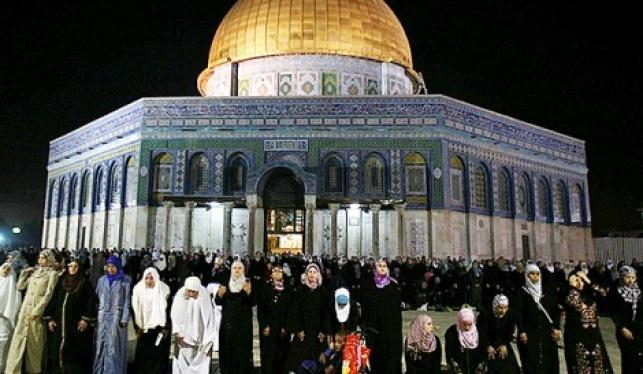 משרד הפנים יממן הסעת מוסלמים להר הבית